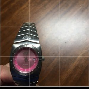 Roxy ladies stainless steel watch